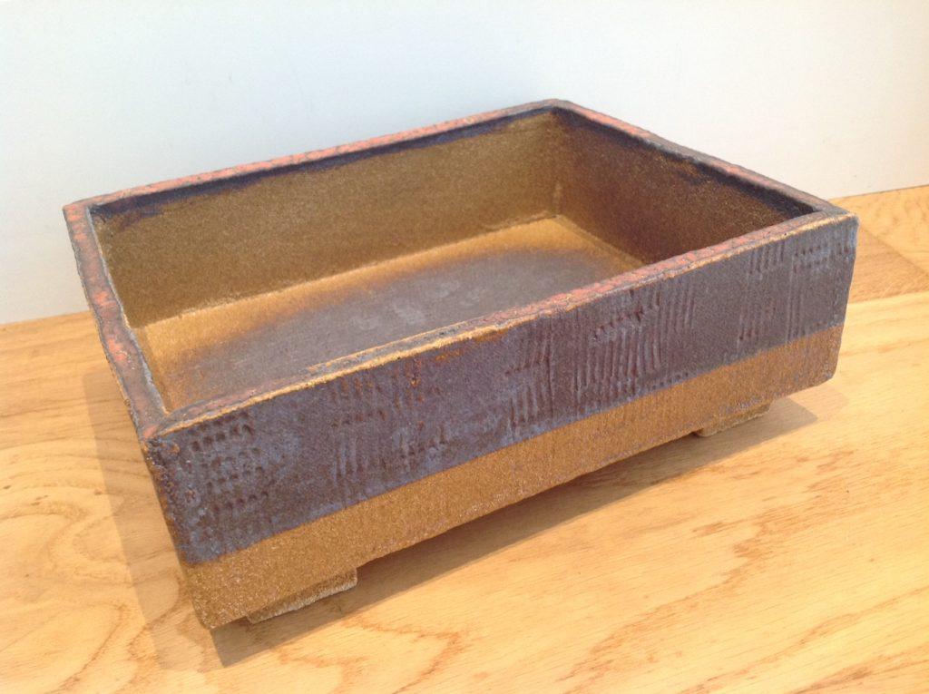 Untitled ceramic tray box, 2019